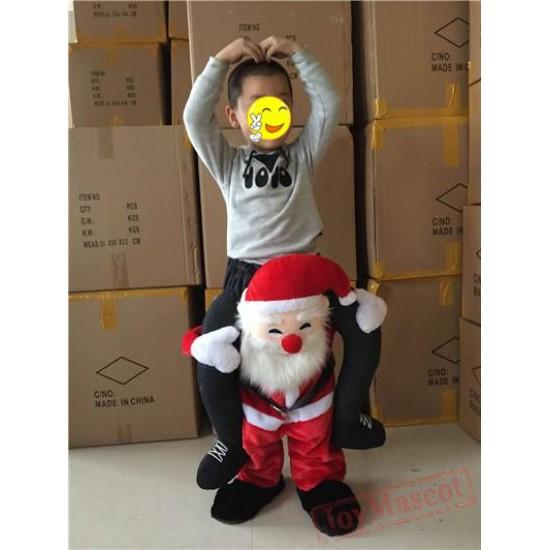 Ride Costume Funny Kid Ride On Mascot Costume