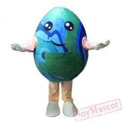 Earth, Planet, Globe Mascot Costumes