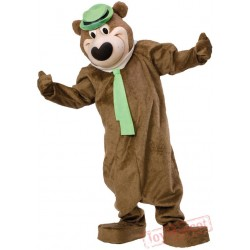 Bear Cartoon Character Costume Cosplay Mascot