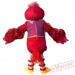 Red Bird Mascot Costumes