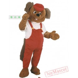 Beaver Mascot Costumes for Adults