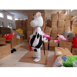 Cattle Ox Cows Mascot Costumes for Adult
