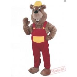 Fox Costume Mascot Costume for Adults