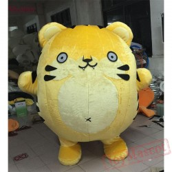 Big Cat Mascot Costume