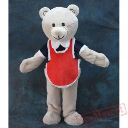 Bear Costume Teddy Bear Mascot Costume