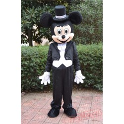Wedding Mickey & Minnie Mouse Mascot Costume