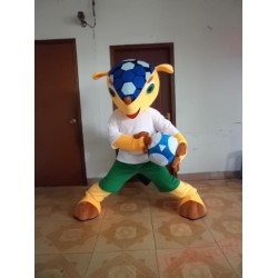 Cartoon Character Adult animal robot Mascot Costume