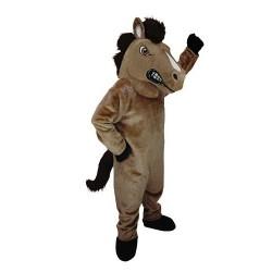 Horse / Mustang Mascot Costume