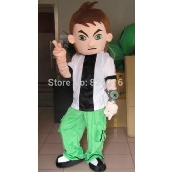 Ben 10 mascot costume