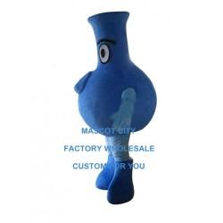 Chemical Flasks mascot costume Beaker