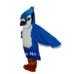 Best Price Blue Jay Mascot Costume