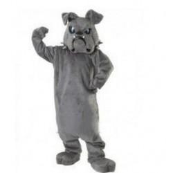 Bulldog Spike Mascot Costume