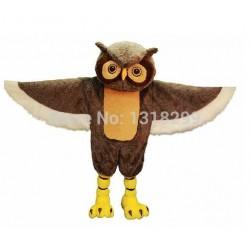 Hoot Owl Mascot Costume
