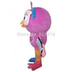 Giggle And Hoot Character Adult Owl Halloween Mascot Costume
