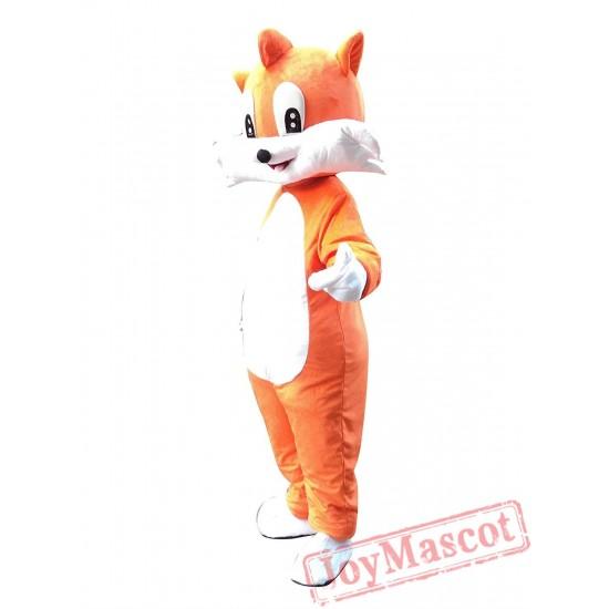 Fox Mascot Costume
