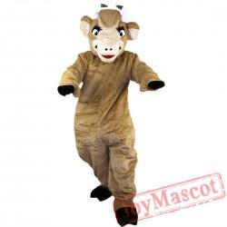 Cattle Scalper Mascot Costume Adult