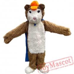 Hamster Mascot Costume Adult