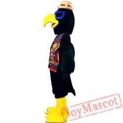 Halloween Indian Eagle Mascot Costume
