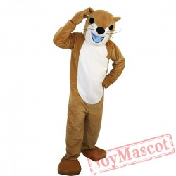 Black Dolphin Mascot Costume Adult