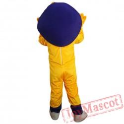 Cobra Mascot Costume Adult
