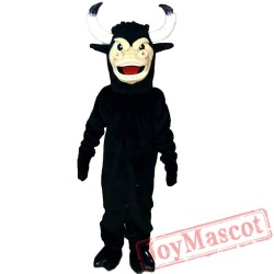 Cow Bull Mascot Costume
