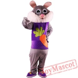 Halloween Rabbit Mascot Costume