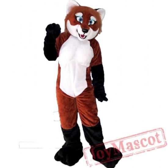 Fox Halloween Mascot Costume