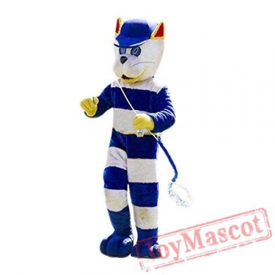 Cappie The Cat Mascot Costume