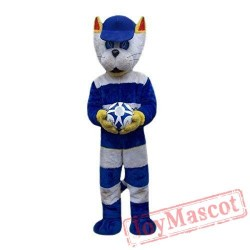 Cappie The Cat Mascot Costume
