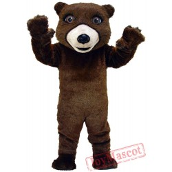 Grizzly Lightweight Mascot Costume
