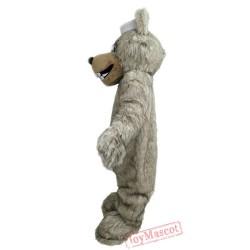 North Carolina Wolf Mascot Costume
