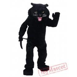 Black Panther / Cougar Mascot Costume