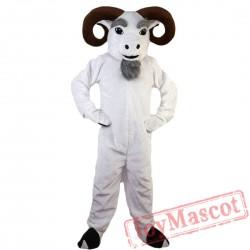 Buck / Ram Mascot Costume