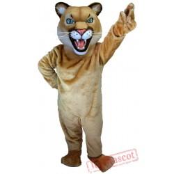 Cougar / Puma Mascot Costume
