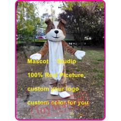 Bulldog Mascot Bull Dog Costume