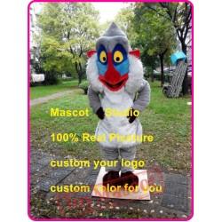 Baboo Mascot Costume