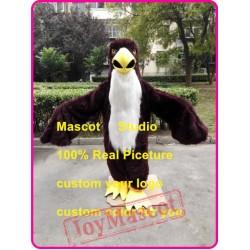 Plush Eagle Mascot Costume Hawk Falcon