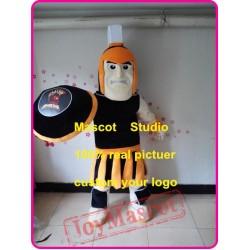 Knight Mascot Spartan Trojan Costume