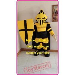 Knight Lanceer Mascot Costume