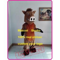 Boar Mascot Wild Pig Mascot  Costume