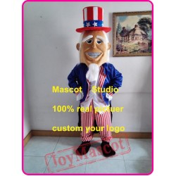 Uncle Mascot Costume