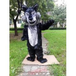 Plush Wolf Mascot Coyote Werewolf Costume