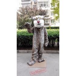 Jaguar Mascot Leopard Costume