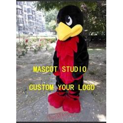 Hawk Mascot Costume Falcon Eagle Mascot