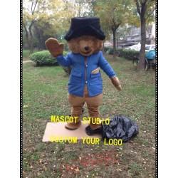 Bear Mascot Costume