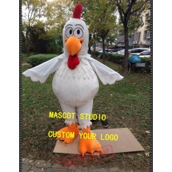 Chicken Mascot Costume Rooster