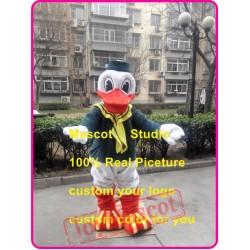 Duck Mascot Costume