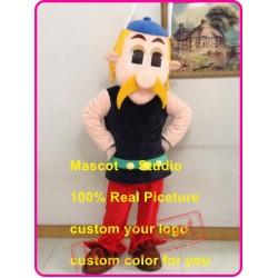 Asterix Mascot Costume