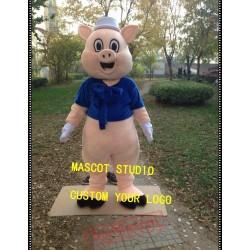 Little Pig Mascot Costume